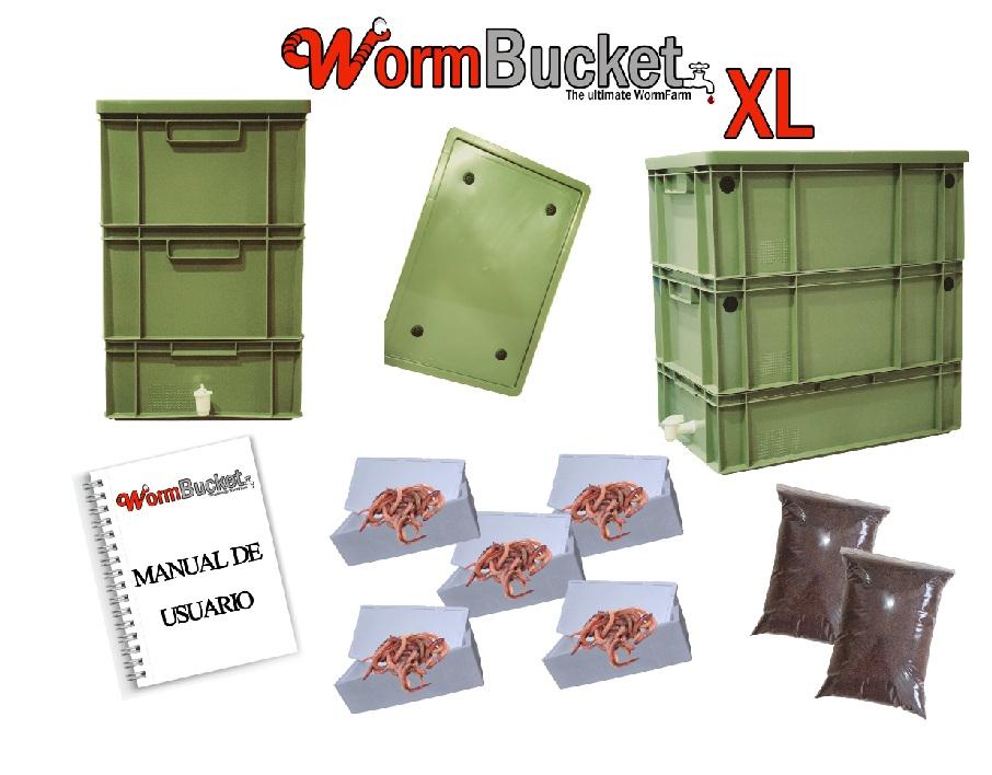 wormbucket xl